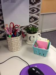Cute Ways To Decorate Cubicle by Metal Letters My Wittle Apartment Pinterest Desk Space