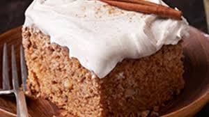 Old Fashioned Applesauce Spice Cake Recipe Allrecipes