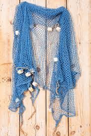 deko fischernetz blau 6 25qm
