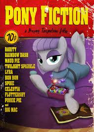 Pumpkin Pie Pulp Fiction by Pony Fiction By Dan232323 On Deviantart