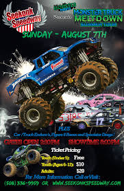 "Monster Events ""Monster Truck Meltdown – Summer Tour"" To Visit ..."