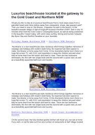 100 Beach Houses Gold Coast Saltbeachhouse Com Gold Coast Holiday Housesgold Coast Rental Homes