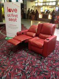 AMC La Jolla Village 12 theatre is upgrading to these reclining