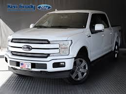 New 2018 Ford F-150 Lariat Crew Cab Pickup In Buena Park #91356 ...