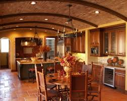 Full Size Of Kitchenunforeseen Tuscan Galley Kitchen Design Unforeseen Contemporary Arresting