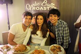 cuisines solenn lifestyle solenn heussaff and nico bolzico up the