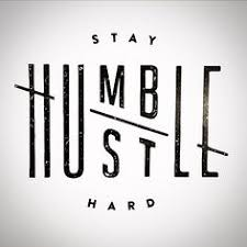 Got My New Print In The Mail Today Stay Humble Hustle Hard Yay