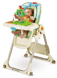 Amazon.com : Fisher-Price Rainforest Healthy Care High Chair ... Fisherprice Spacesaver High Chair Rainforest Friends Buy Online Cheap Fisher Price Toys Find Baby Chair In Very Good Cditions Rainforest Replacement Parrot Bobble Toy Healthy Care Rainforest Bouncer Lights Music Nature Sounds Awesome Kohls 10 Best Doll Stroller Reviewed In 2019 Tenbuyerguidecom The Play Gyms Of Price Jumperoo Malta Superseat Deluxe Giggles Island Educational Infant 2016 Top 8 Chairs For Babies Lounge