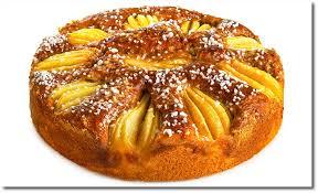 marmor kuchen mit birnen