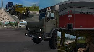 KAMAZ 4410 & KRAZ 255, 260 ADDON Mod - Mod For European Truck ... Kraz260 260v Truck V0217 Spintires Mudrunner Mod Kraz256 V160218 Kraz 255 B1 Multicolor V11 Truck Farming Simulator 2019 2017 In Seehausen Trucking Pinterest Heavy Truck Kraz5233 Wikipedia Kraz255b V090318 Kraz 260 For Version 131x Ats Mod American Russian Kraz255 Military Tipper 6510 V120 Fs Ls 3d Model Soviet Kraz Military 6446 Tractor Army Vehicles Brochure Prospekt