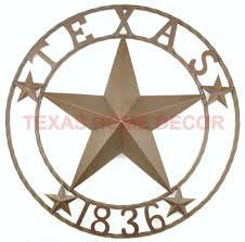 """24"""" Texas 1836 Metal Barn Star Circle Rope Ring Rustic Brown ... Custom Star Light Fixture 36 Inch Metal Sign Barn Wood By West 26 Welcome Barn Star Metal Wall Art Western Home Decor Bronze Amazoncom 1 X Rustic Dimensional Brown Wall Decor Good Look Stars Amish Large Metal Barn Stars The Hoarde 31 44 50 With Multiple Stars Amish Made Crafts Tin Star Salvaged Antique Window Frame With Texas Old Wood"""
