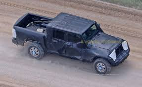 100 Off Road Pickup Trucks BREAKING 2019 Jeep Wrangler Spied Testing