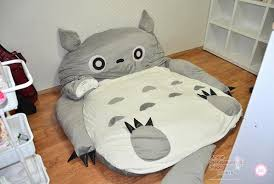 New Big Grey Cat Free Shipping Giant Sleeping Bag Sofa Bed 200 x