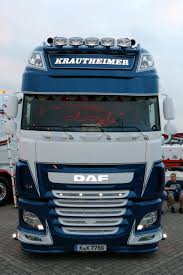 Delightful Dutch DAF's | Www.truckblog.co.uk