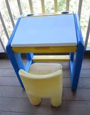 Little Tikes Desk With Lamp And Chair by Little Tikes Desk Ebay