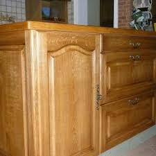 meuble cuisine en chene meuble de cuisine en chene maison et mobilier d intérieur