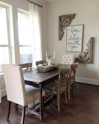 Medium Size Of Farmhouse Dining Room Set And Sets With Bench Chair Cushions Cottage Style Table