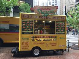 Nathan's Famous Food Truck (NY) | Tjeerd Wiersma | Flickr El Toro Rojo Truck New York Food Trucks Roaming Hunger 41 Best Vti Custom Fabricated Images On Pinterest This Week In The Best In Nyc City Nearsay Mhattan Van Leeuwen Ice Cream Sign Central Wraps Fork The Road Food Alaide Truck Trucks Taco Mostly Support Ipections But Seek Regulatory Family Fun And At Grove Amphitheatre Invade Kenosha Theyre Not Just Pushing Ice Roadblock Drink News Chicago Reader