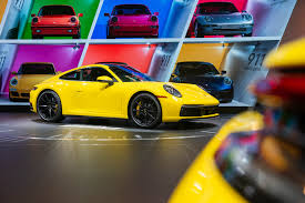 100 Trucks And Cars 2018 LA Auto Show In Pictures The Cars Crossovers Trucks And