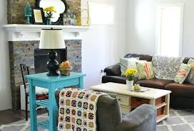 Farmhouse Glam Living Room Our Rustic House The Colors