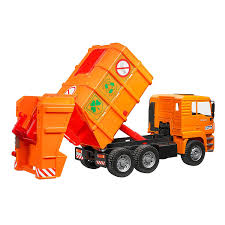 Bruder 1/16 MAN TGA Garbage Truck - Rear Loading Orange At Hobby ... Bruder Man Tgs Cstruction Dump Truck Young Minds Toys Recycling Garbage 1797692140 Bruder Toys Garbage Truck At Work Youtube Games Bricks Figurines On Carousell 116 Man Green Wtrash Bins Bta02764 Buy Tank Online Toy Universe Laugh And Learn 02760 Tga Orange New 2017 Scale Made 03761 Side Loading Vehiclestoys Bta03761 Castle Llc Rear Waste Vehicle 3
