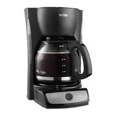 Mr Coffee Simple Brew 12 Cup Switch Maker Black CG13 RB