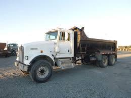 100 Kenworth Dump Truck 1999 W900B For Sale Redding CA Mittry