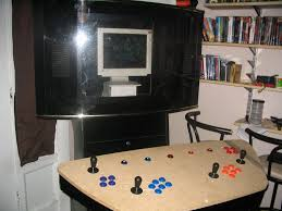 Bartop Arcade Cabinet Plans by Severdhed U0027s 4 Player Showcase Cabinet Keywiz Frustrations