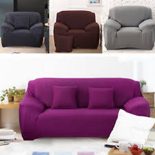 Sure Fit Sofa Covers Ebay by Fitted Sofa Slipcover Ebay