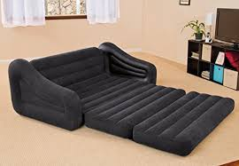 intex pull out sofa inflatable bed queen college magazine