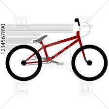Bicycle BMX Vector Image Artwork Of Transportation C Robertosch 2243