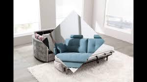 Chateau Dax Leather Sofa Macys by Fama Living Montreal Bolero Sofa Bed Youtube