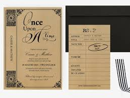 DIY Word Template Wedding Invitation Stationary Set