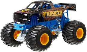 Amazon.com: Hot Wheels Monster Jam Aftershock Die-Cast Vehicle, 1:24 ... Buy Aftershock After Shock Hot Wheels 2013 Monster Jam Includes Losi Aftershock Truck Rtr Limited Edition Losb0012le Off Road Bashing Team Youtube Rocket League On Twitter Want More Details And Getting None Of The New Crate For 3 Or 4 Days I Got These Two Trucks Are Returning To Quincy Raceways Next Month 2012 Archives 1319 Allmonstercom Where Monsters What Freestyle Wheelie Competion 1 Joy Makin Mamas Hamilton Hlight Video