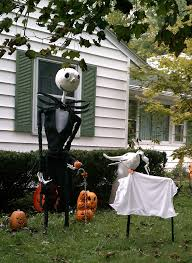 Nightmare Before Christmas Zero Halloween Decorations by Jack Skellington Frugal Frights And Delights