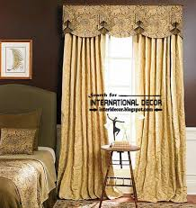 Valances Curtains For Living Room by English Style Curtains For Bedroom And Window Valances Curtain In