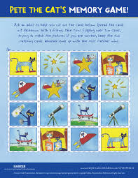 Pete The Cat Classroom Themes by Pete The Cat Activities Petethecatbooks Com
