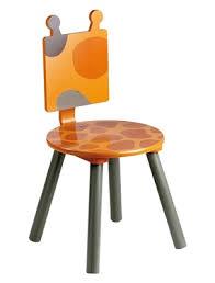 chaise vertbaudet chaise enfant girafe maternelle savane vertbaudet acheter ce