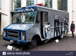 London, UK. 27 June 2016. Pictured: A SWAT Van, Spray Painted By ... 2001 Ford F450 4x4 24 Bucket Truck At Public Auction Youtube Special Needs Music Kids Fundraiser Sayum Food 217 Brew Works The Great Race Takes On Wild West In Return Of Summer Towing A Cmt Auctions Builders Of Phoenix Gallery Ml Msmrs Cporate America Press Releases Mrs Di Seized Food Truck Equipment To Be Auctioned Off On August 6 City Canada Buy Custom Trucks Toronto Tampa Area For Sale Bay Selling