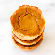 Japanese Pumpkin Pie Recipe by Vegan Pumpkin Pie Cups Easy Healthy U0026 Grain Free