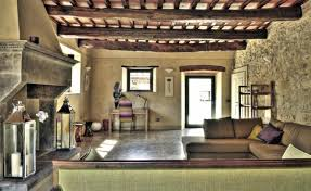 In Appropriate Tuscan Fashion The Villas Architecture And Decor Feature Exposed Walls Beams With Modern Interiors That Compliment Luxe