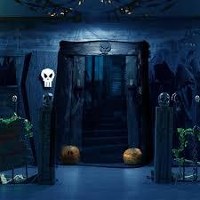 Pack Of 6 Bird Attack Horror InstaView Halloween Wall Decor 40