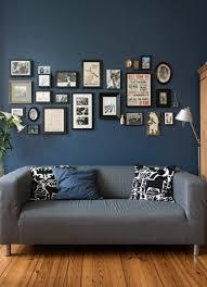 oder wie unsere wohnküche eine dunkelblaue wand bekam