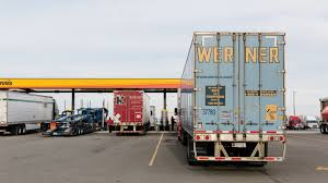 100 Truck Stops I 70 Out Of Road Driverless Vehicles Are Replacing The Trucker