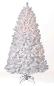 7ft Slim Led Christmas Tree by 6 U0027 Shimmering White Prelit Christmas Tree Christmas Tree Market