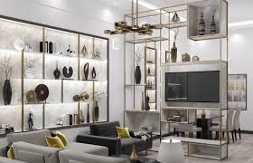 100 Modern Luxury Design Indoor Garden Riyadh Saudi Arabia CAS