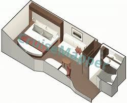 Celebrity Constellation Deck Plan Aqua Class by Celebrity Solstice Cabins And Suites Cruisemapper