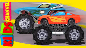 Monster Jam – Kids YouTube