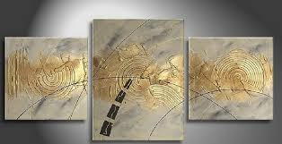 Abstract Modern Art Dining Room Wall Extra Large Painting