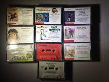 Vtg Lot NEW SEALED 10 Scholastic Cassettes Books On Tape Magic School Bus More